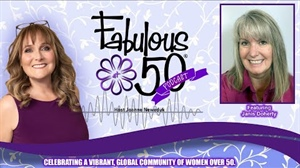Janis Doherty: Discover the Woman Within - Fabulous at 50 Ep. #8