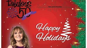 Holiday Greeting & The Night Before Christmas - Fabulous at 50 ep. #13