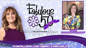Dating after 50 with Guest Lisa Copeland - Fabulous at 50 Ep. #15