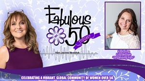 Organizing Tips with Guest Lisa Blough - Fabulous at 50 Ep. #17
