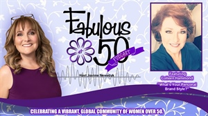 What's Your Personal Brand Style? with Guest Colleen Hammond - Fabulous at 50 Ep. #19
