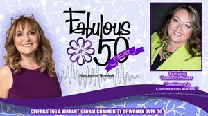 Yvonne E.L. Silver: Confidence in Conversations Matters! - Fabulous at 50 Ep. #20